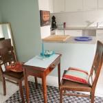 Küche und Esszimmer des Institut für Sprachen in Blankenese - Mathilde Mag